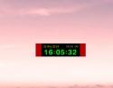 Alarmlı Sayısal Saat