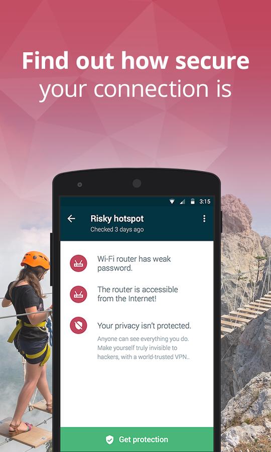 Avast Wifi Finder