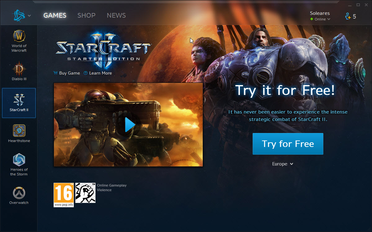 how to connect to battle.net warcraft 3