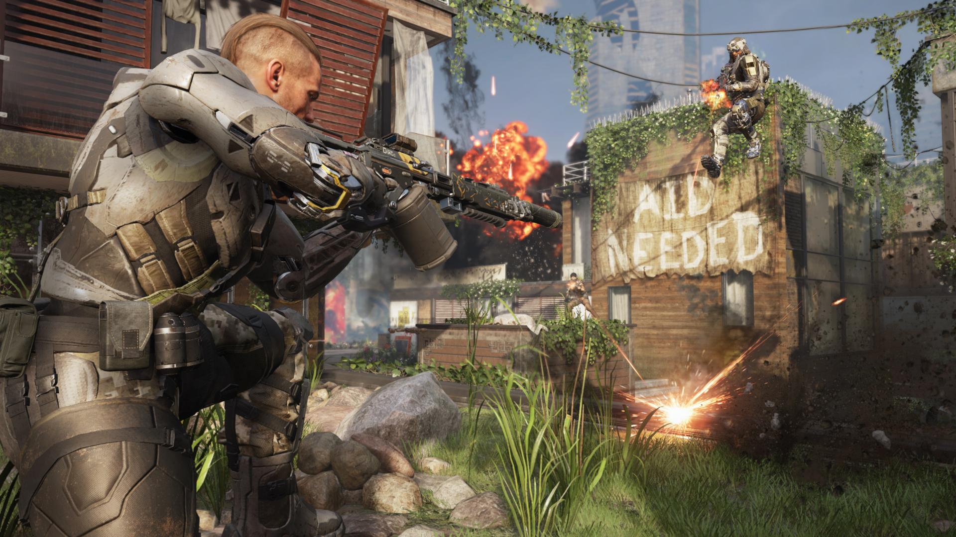 Call of Duty: Black Ops 3 - Multiplayer Starter Pack Windows - Ekran