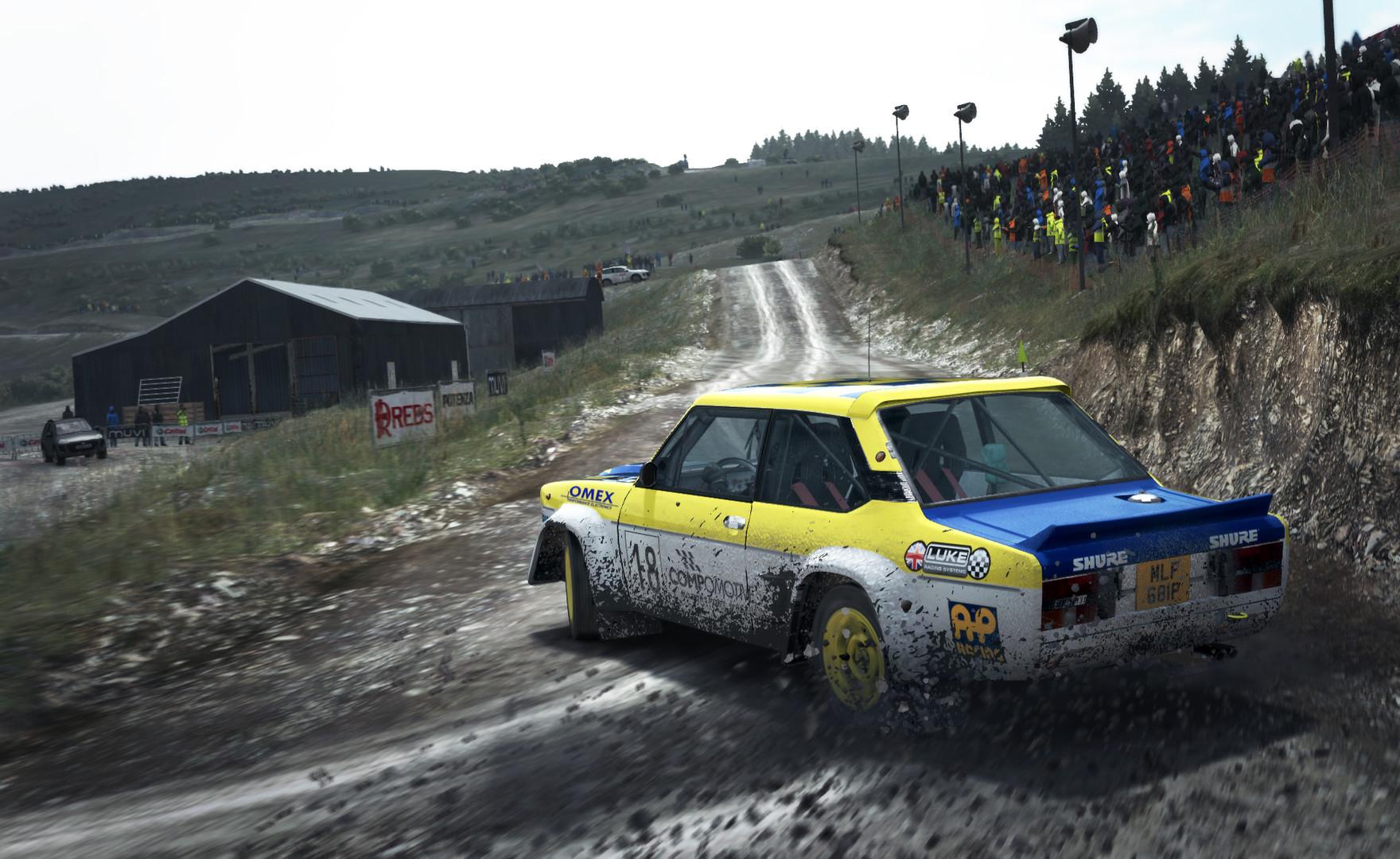 rally 3 de