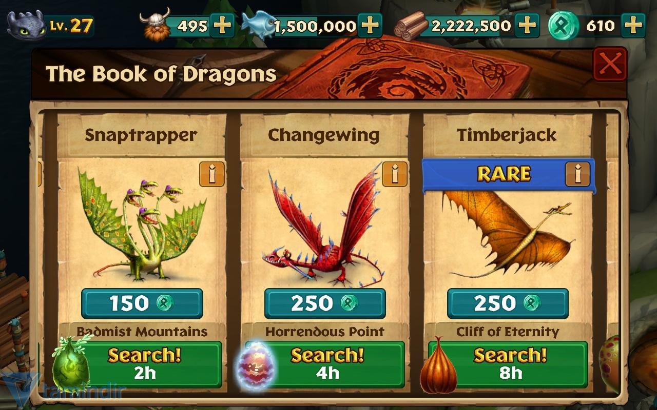 Dragons rise of berk videoları