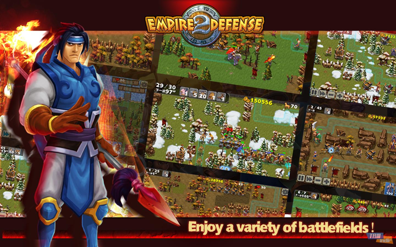 Empire defense 2 videoları