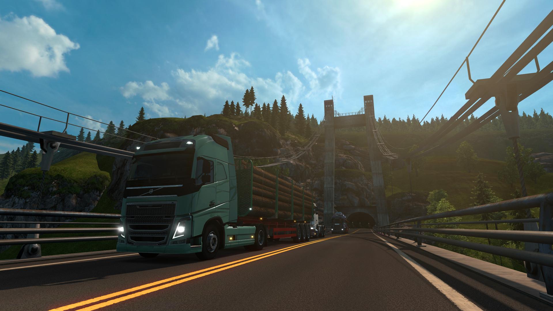 euro truck simulator 2 scandinavia ndir euro truck. Black Bedroom Furniture Sets. Home Design Ideas