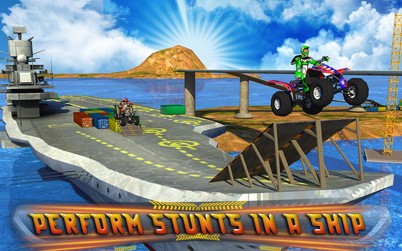 Stunt dirt bike free online games