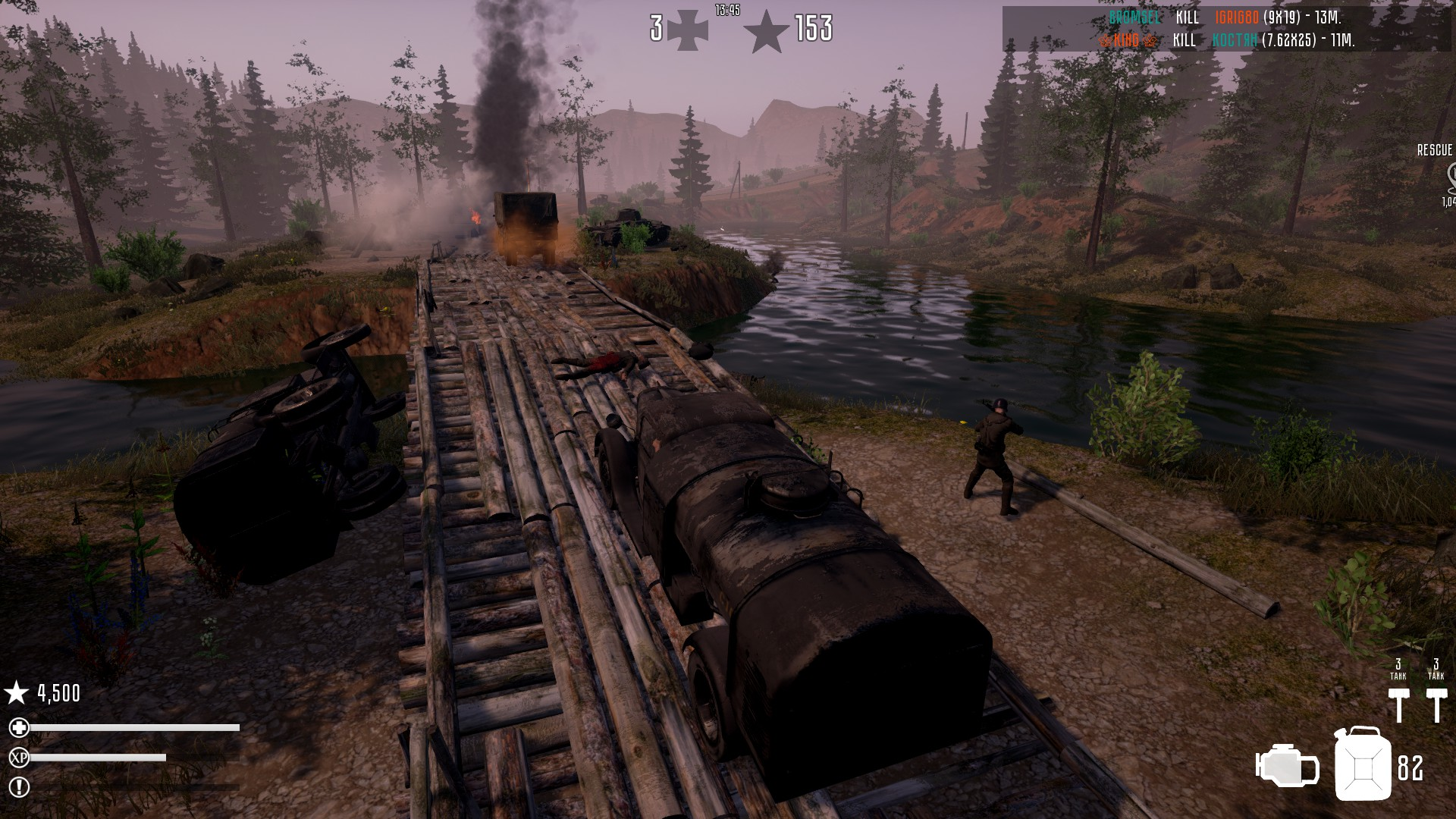 fog of war Each unit has a vision range in missions with fog of war enabled, anything that falls beyond that vision range is obscured by the fog of war and cannot be seen units cannot attack units that are beyond their vision range note that the ai (artificial intelligence) in the first three games is.