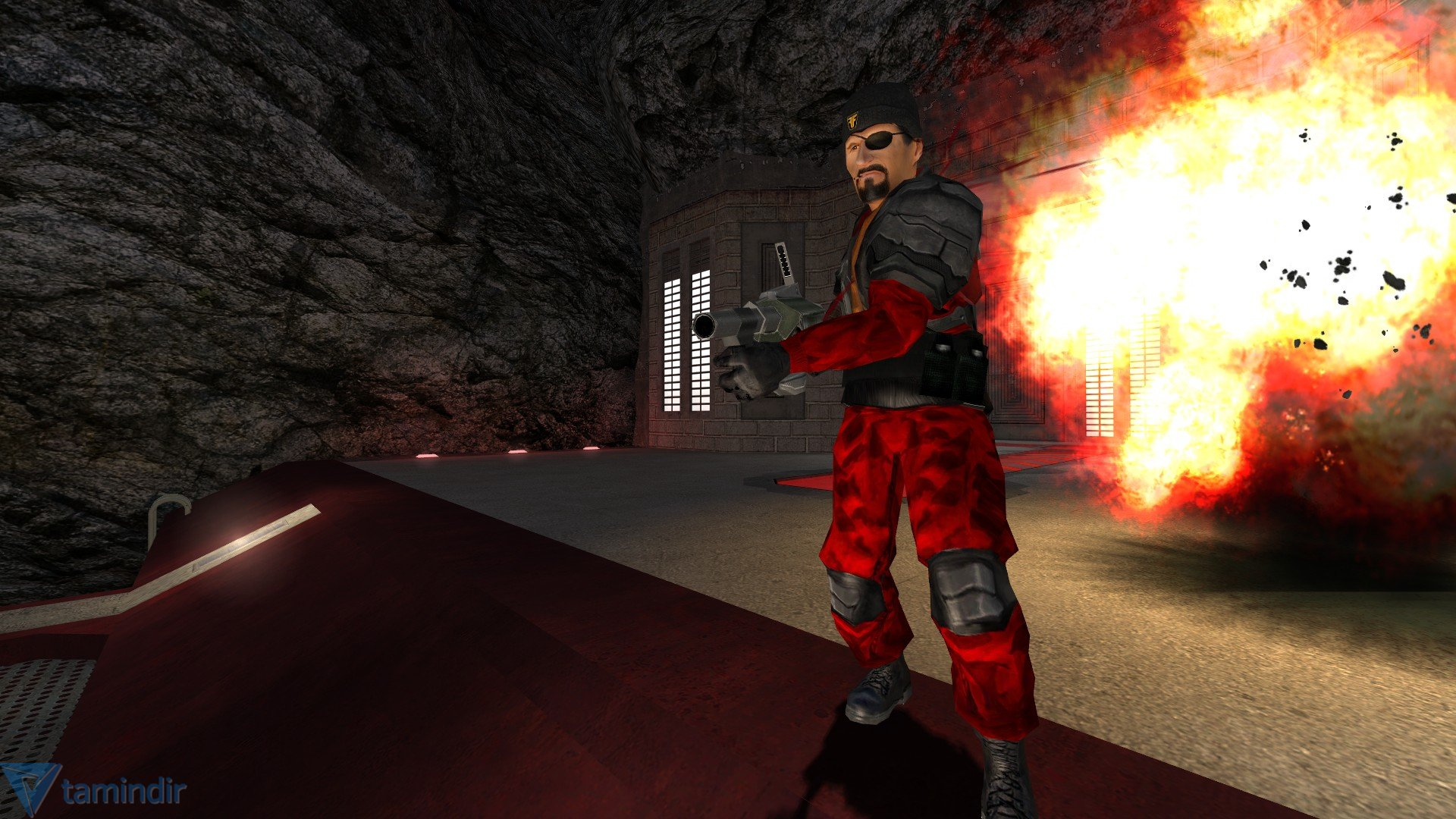 Fortress Forever, a Team Fortress Classic mod for Half Life 2