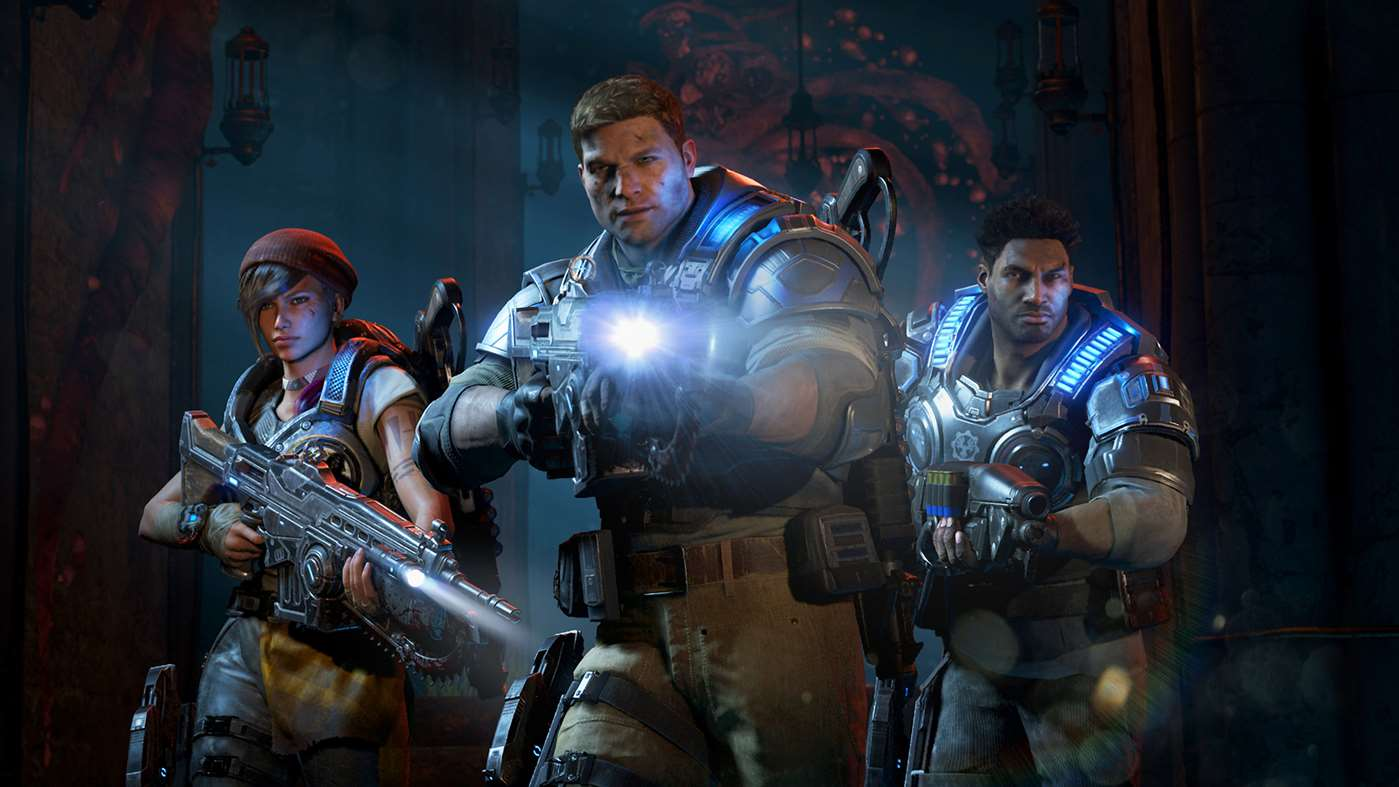 gears of war 4 1 1399x787 Gears Of War 4 Pc Savaş Oyununu Full İndir
