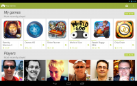 Google Play Oyunlar