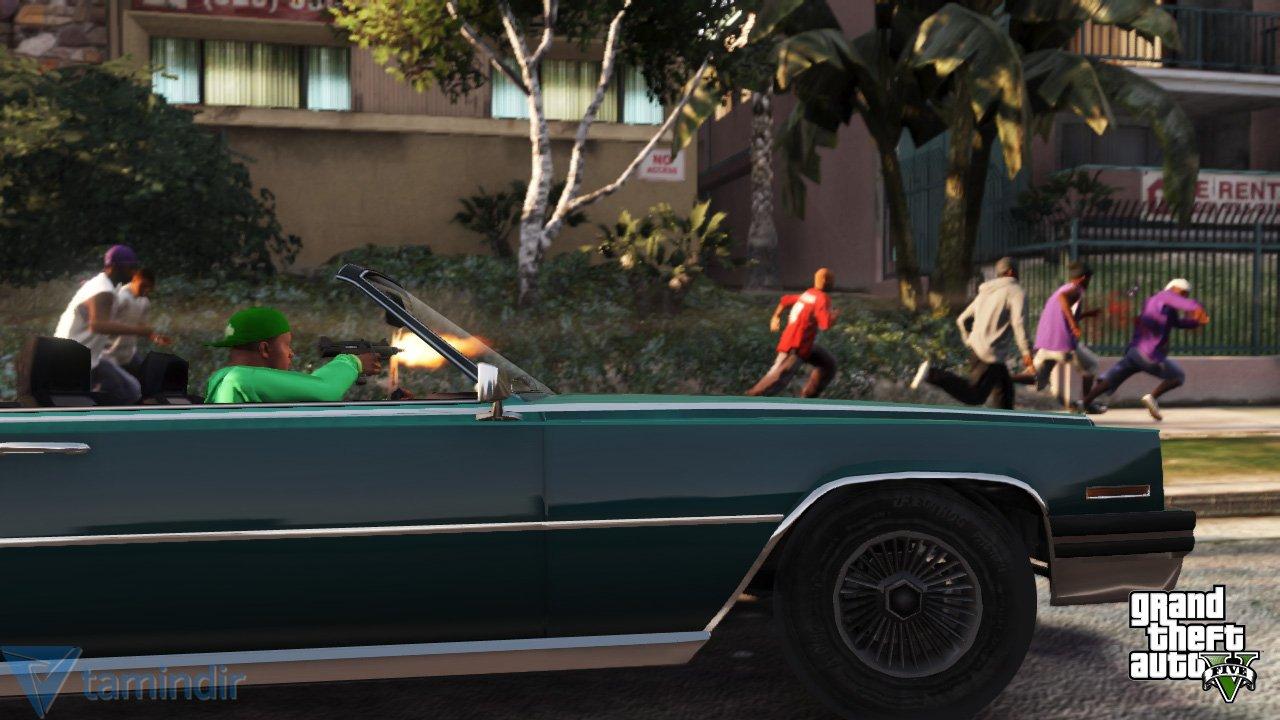 GTA 5 (Grand Theft Auto 5) İndir - Aksiyon ve Macera Oyunu