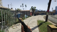 GTA 5 Field of View Modu