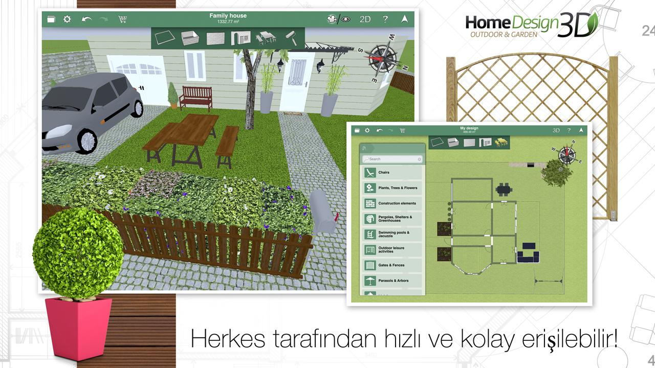 Home Design 3d Outdoor Garden Ndir Android I In 3