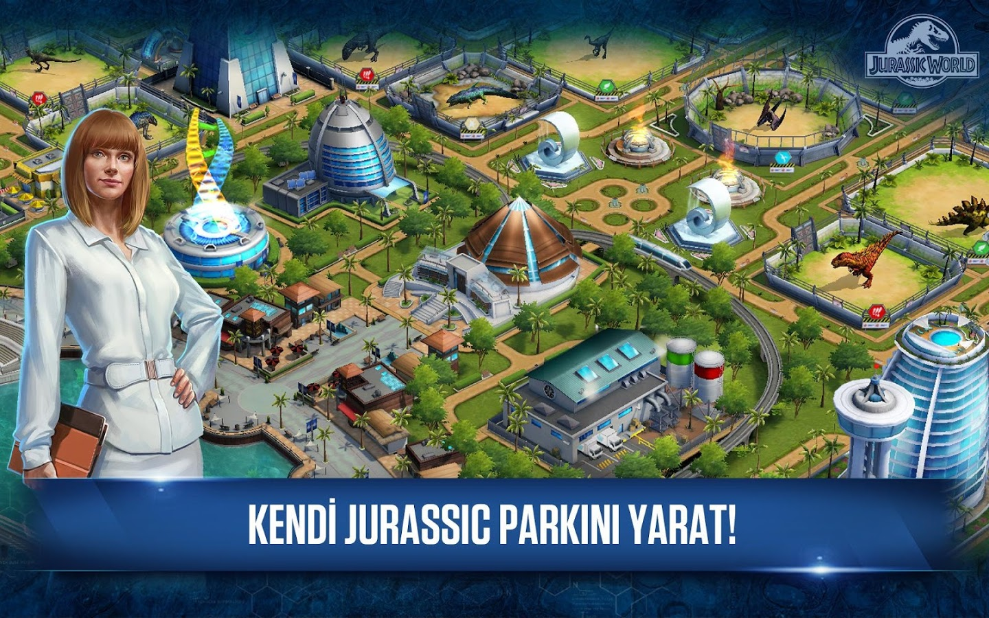 Jurassic World: The Game - Home | Facebook
