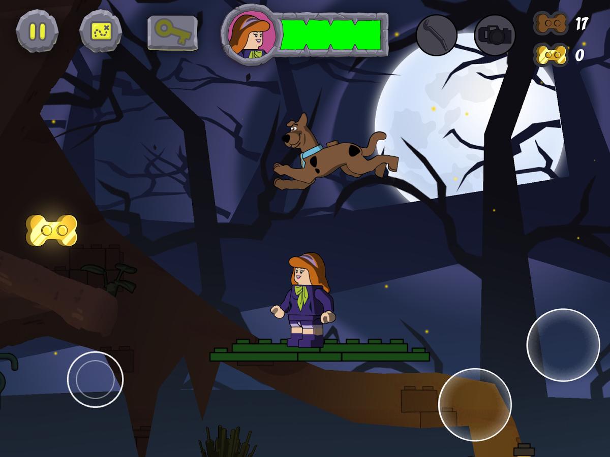 Lego Scooby Doo Haunted Isle Indir Android Için Aksiyon Platform