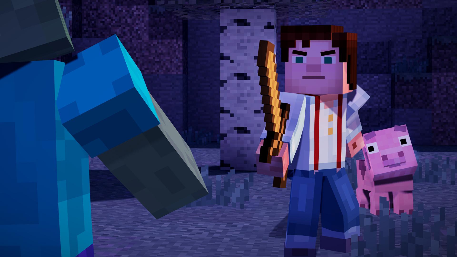 Скачать Minecraft Story Mod 2 сезон - modmcpe.net