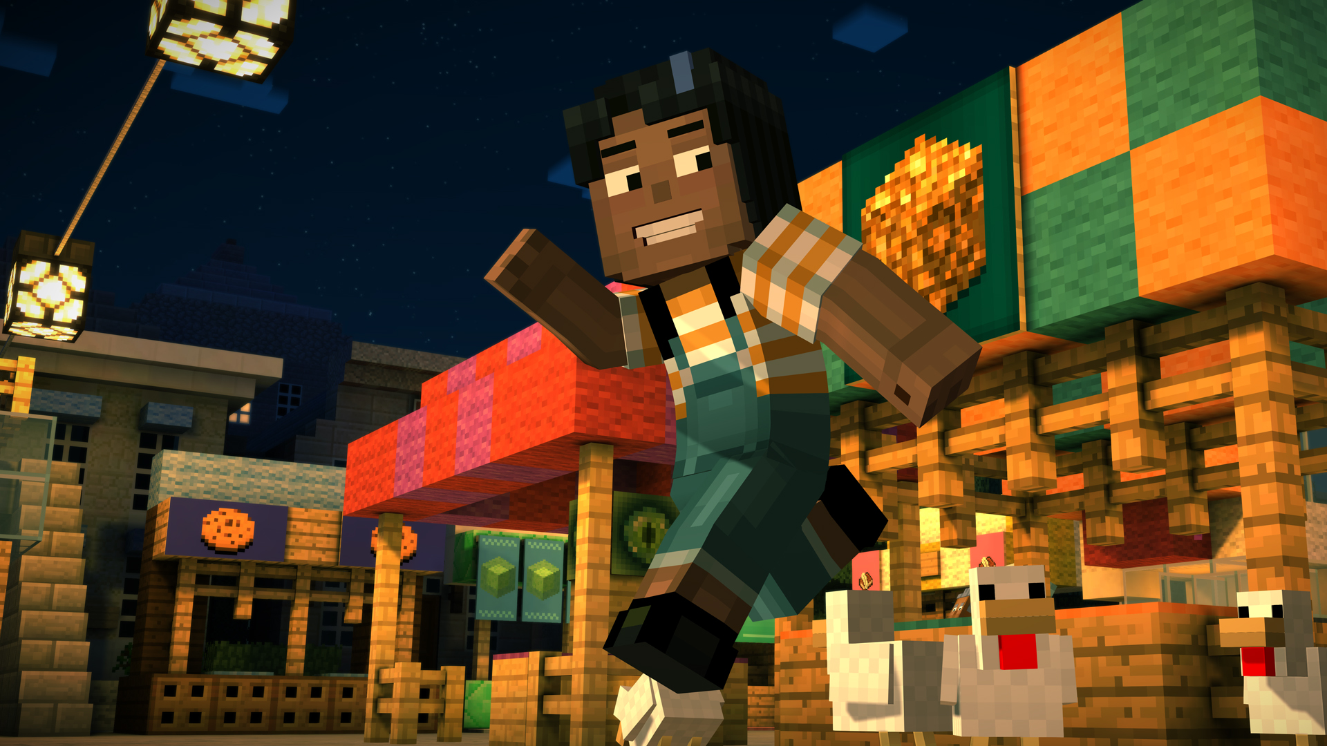 Minecraft: Story Mode - Episode 1-8 (RUS/FREEBOOT) Xbox360 ...