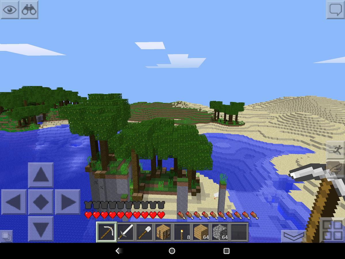 MultiCraft İndir - Android için Minecraft Benzeri Oyun ... Multicraft