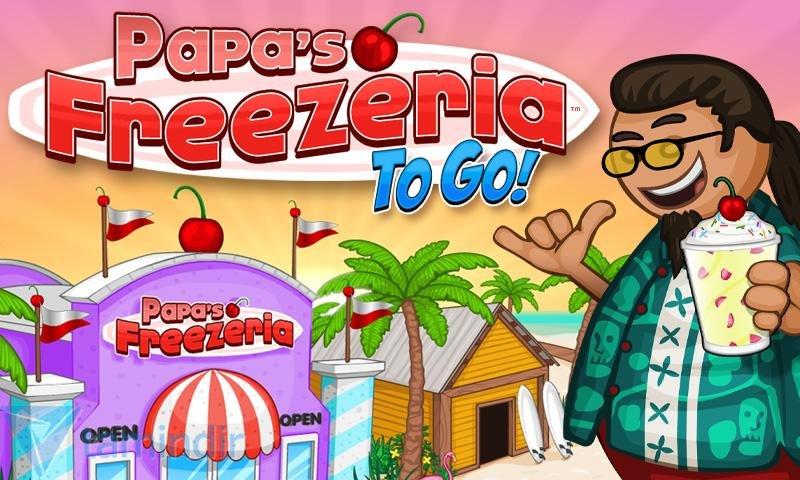 Games papas to go Papas Games
