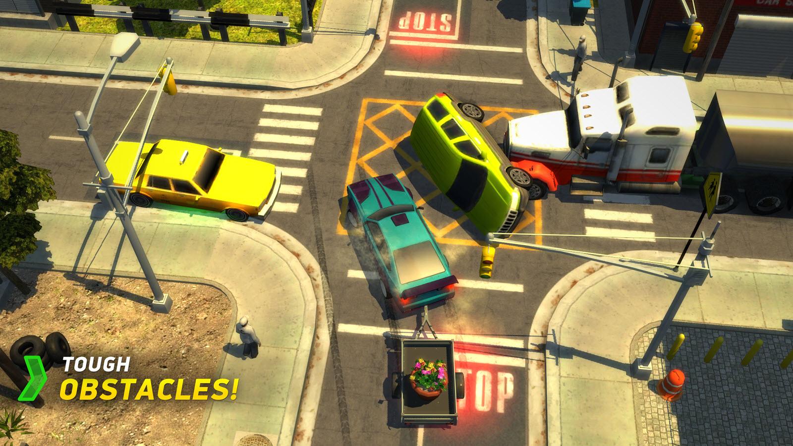 jeux de parking mania