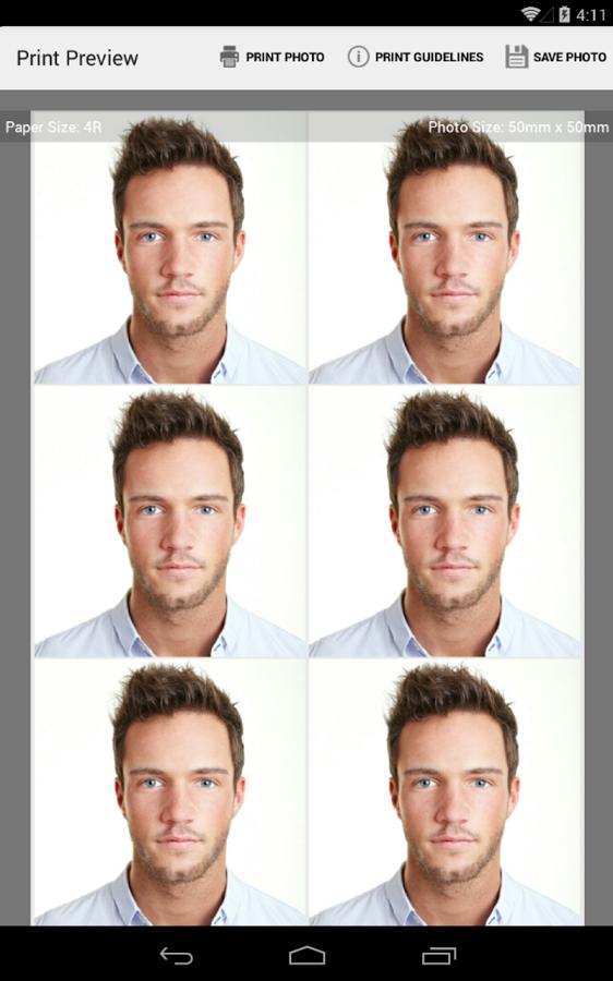 passport photo id studio  u0130ndir - android i u00e7in pasaport foto u011fraf u0131 haz u0131rlama  mobil