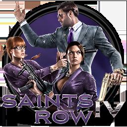 Saints Row Iv Logo Png
