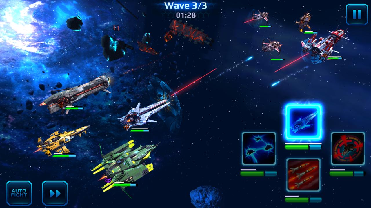 Star Conflict Heroes Indir Android Icin Uzay Savasi Oyunu Tamindir