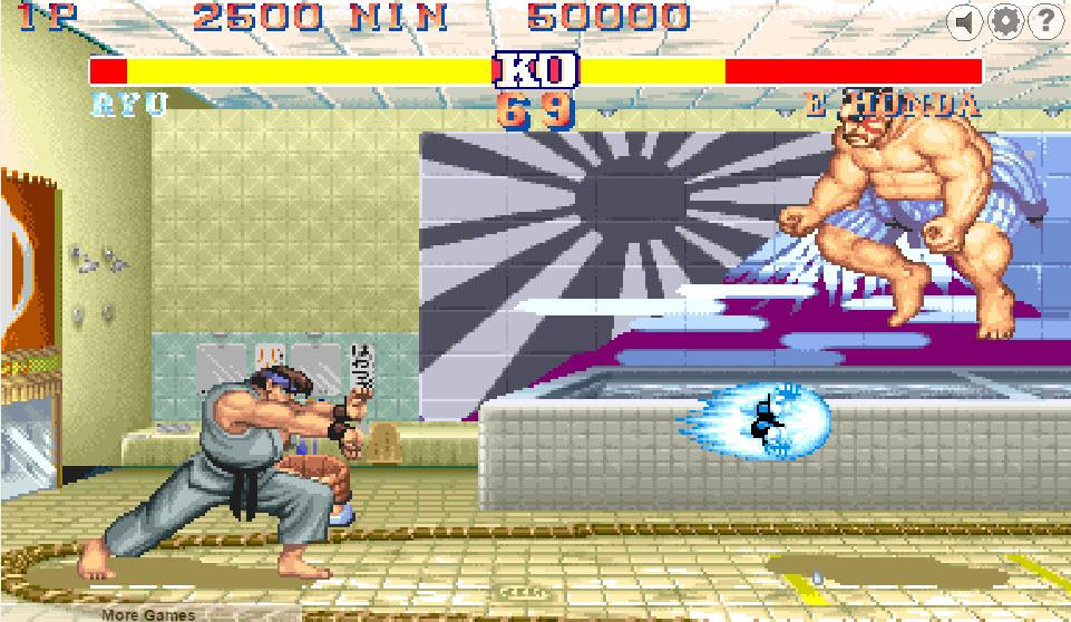 Street Fighter 2 İndir - Tarayıcı Tabanlı Dövüş Oyunu - Tamindir