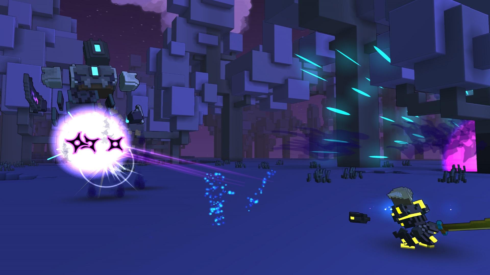 how to play neon ninja in trove