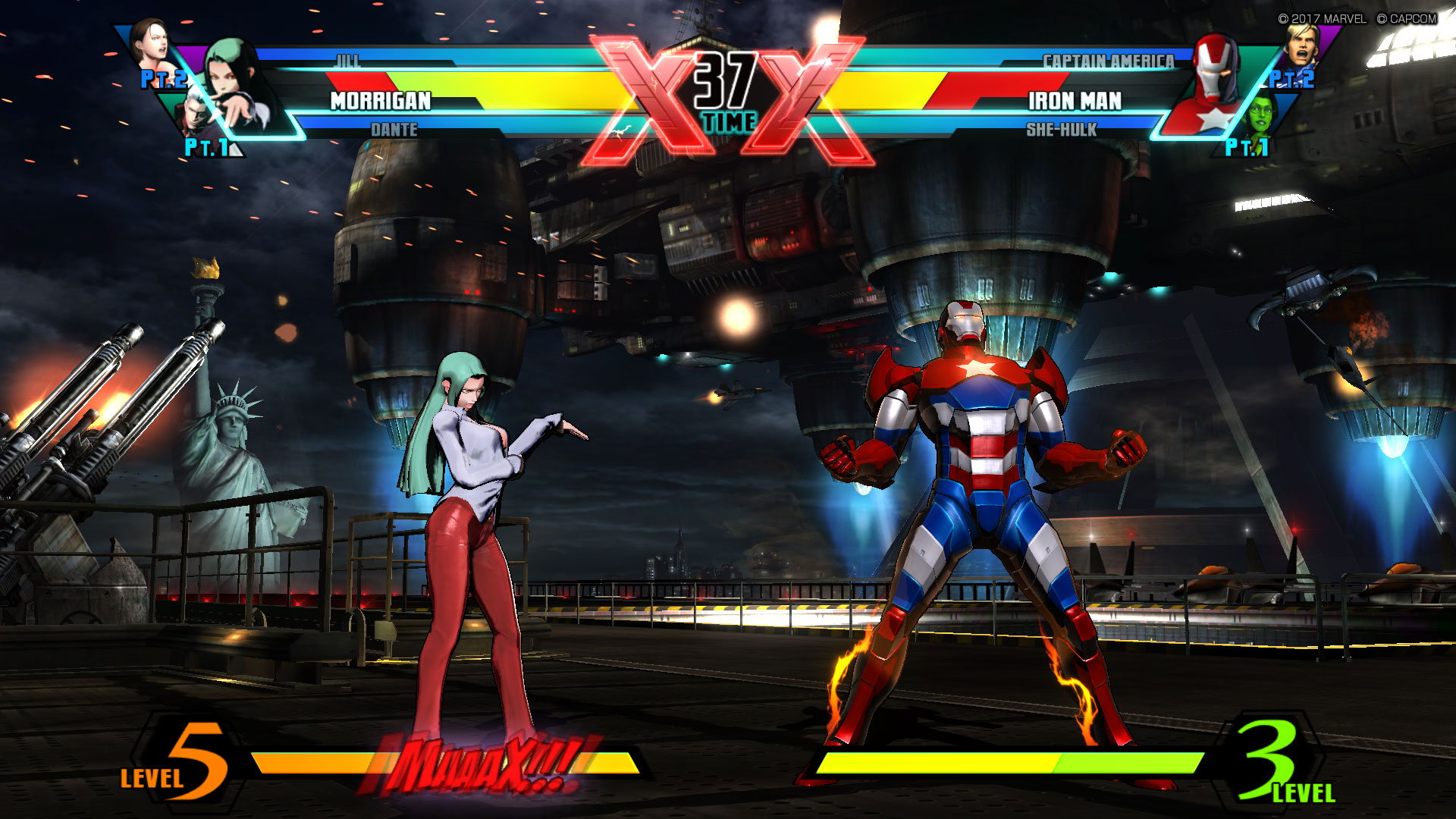Ultimate Marvel Vs Capcom 3 Indir Dövüş Oyunu Tamindir