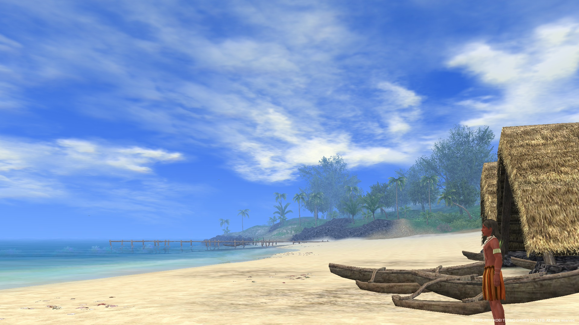 Uncharted Waters Online: Gran Atlas