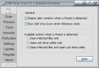 USB Virus Scan