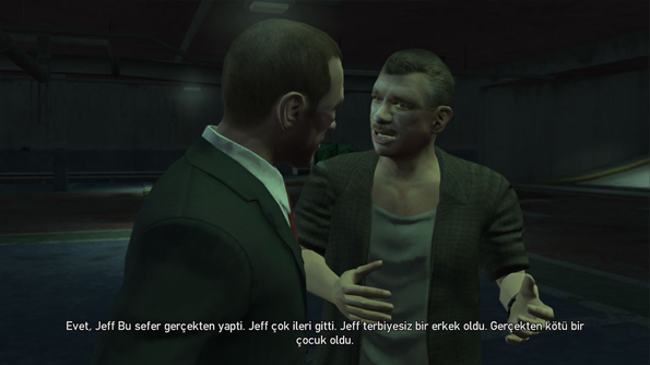 GTA 4 TR yama