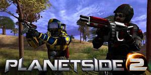 PlanetSide 2 Online