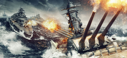 World of Warships Online