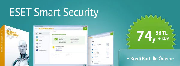 Eset Smart Security Satın Al