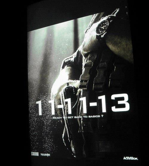 Yeni Call of Duty Posteri