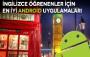 İngilizce Öğrenenler İçin En İyi Android Uygulamaları