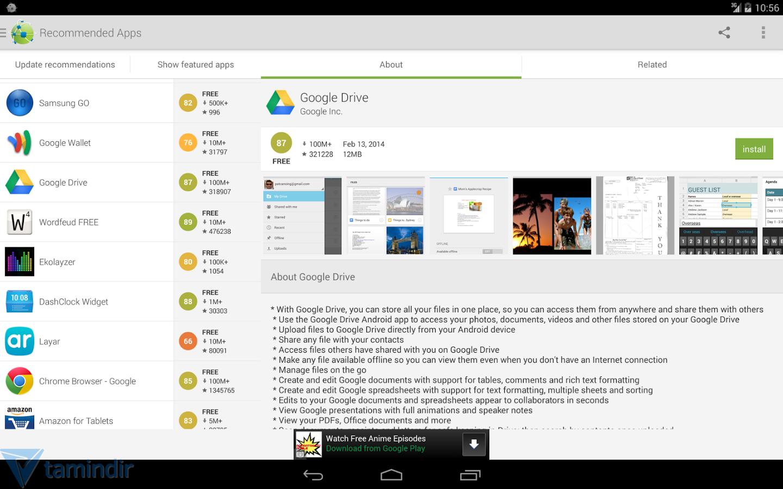 Appbrain App Market Ndir Android In Yeni Uygulamalar