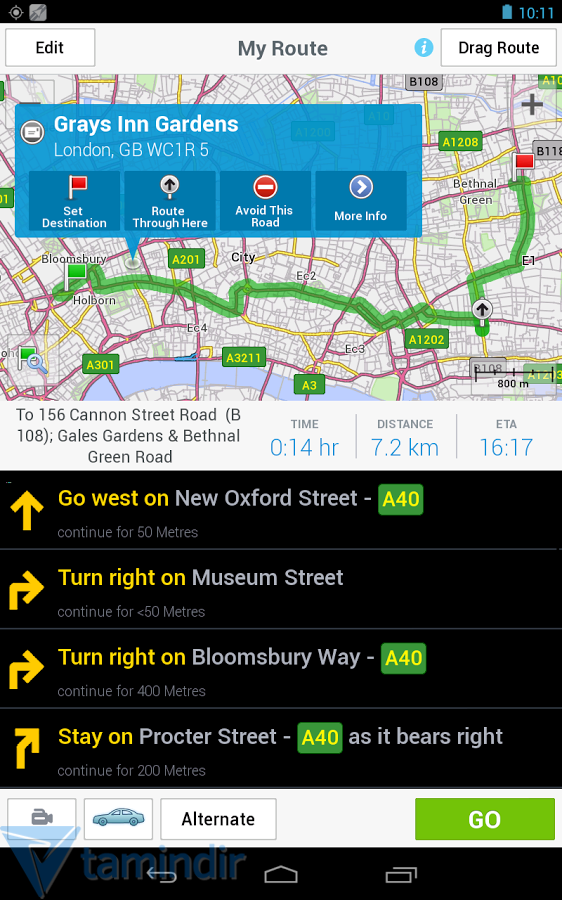 Copilot gps plan explore ndir android in gps yol for Explore plan