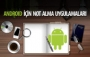 Android İçin Not Alma Uygulamaları