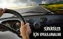 Sürücüler İçin Android Uygulamaları