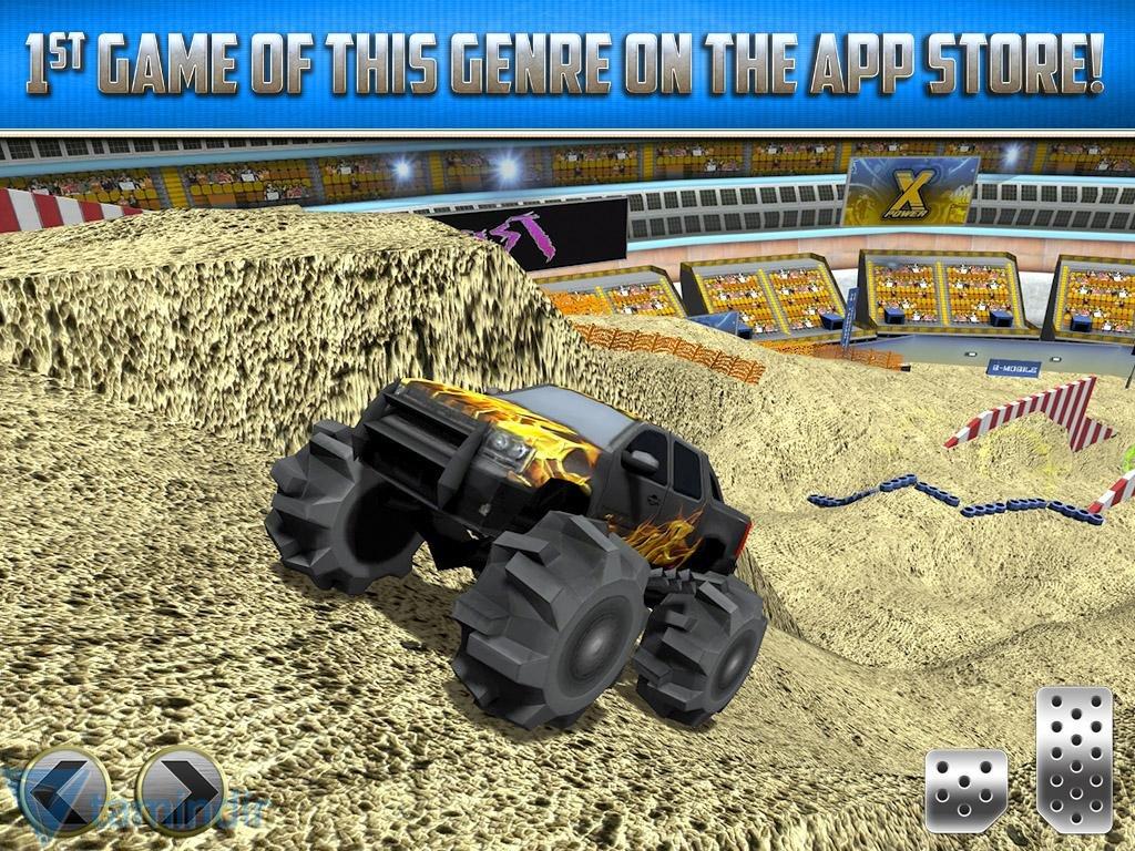 free online games monster truck