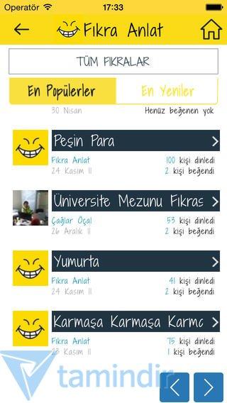 Fıkra Anlat Indir Iphone Ve Ipad Için Fıkra Anlatma Uygulaması