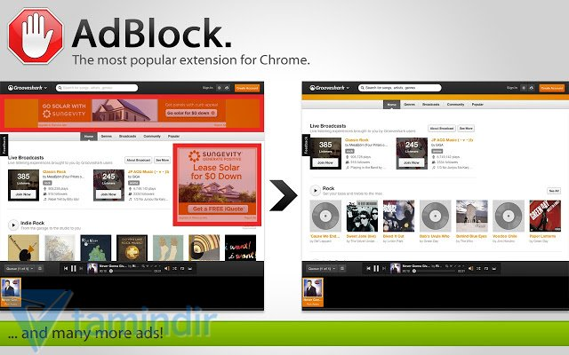 how to put adblock on chrome