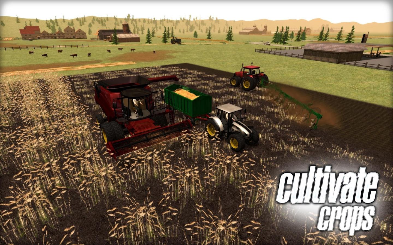 Гайд Farming Simulator 2017. От посева до уборки урожая 65
