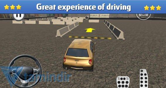 perfect car parking 3d İndir - iphone ve ipad için araba park etme