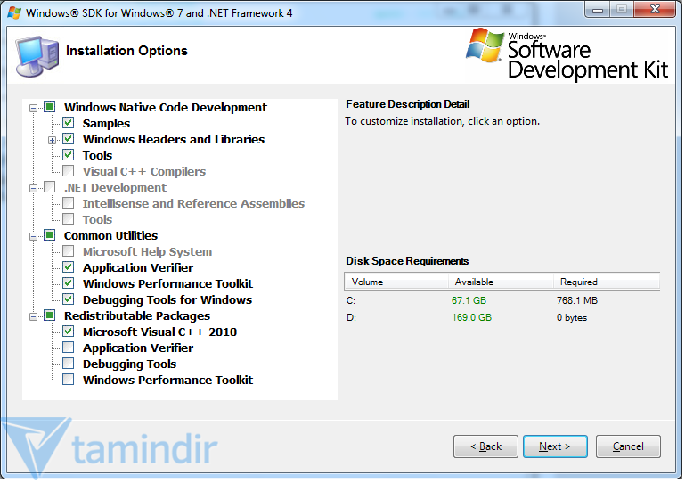 net framework 3.5 sp1  x64