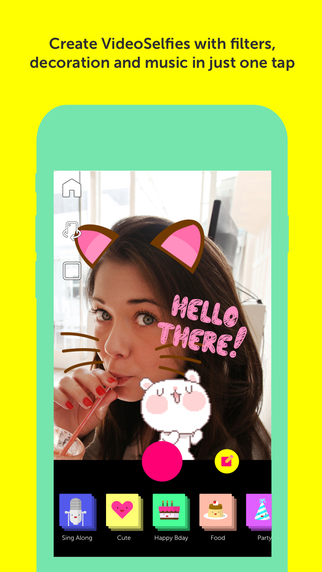 Selfie Düşkünleri için En İyi 5 iOS Selfie Uygulaması