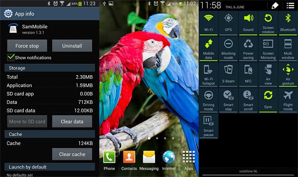 Galaxy S4 Güncelleme