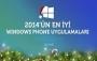 2014'ün En İyi Windows Phone Uygulamaları